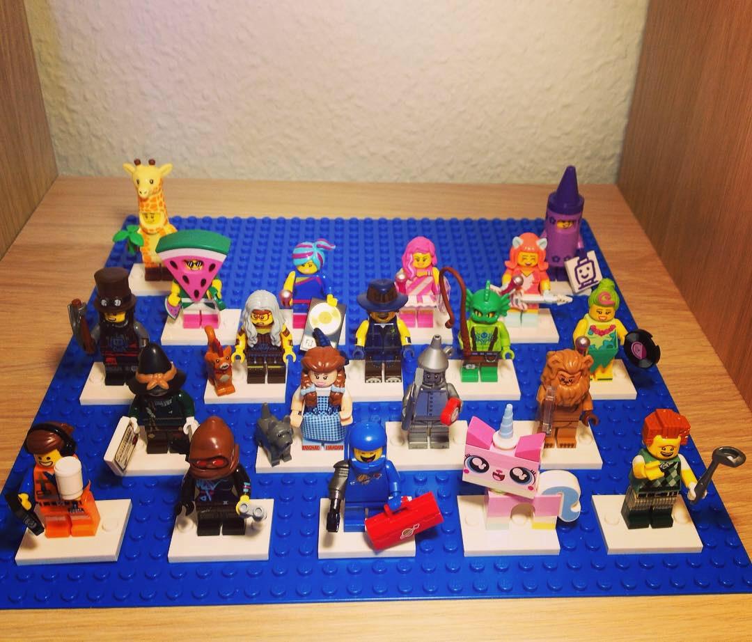 Lego Movie 2 Minifig